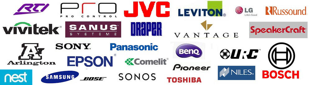 Sonos, Sanus, Nest, Epson, Comelit, Bosch and all other top brands and mfg at affordable price.