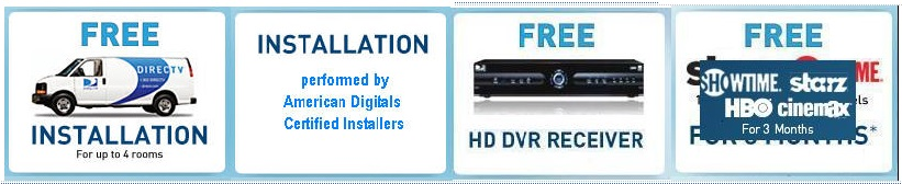 directv deals and packages