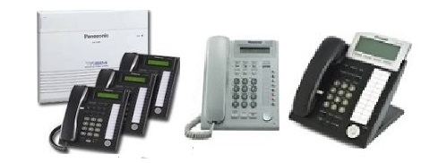 Panasonic Phone System installs relocate, program, up grade, service & repair for Business, home & office by certified technicians.