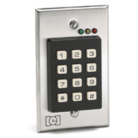 card entry systems for buildings