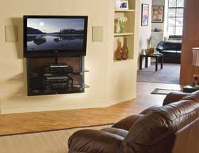 Los Angeles audio video surround sound installers