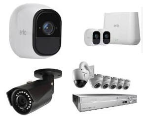 wireless security camera system on sale price